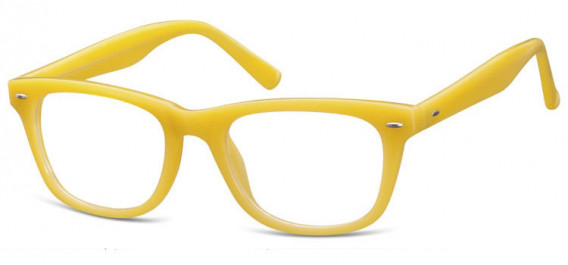 SFE-10570 glasses in Milky Yellow