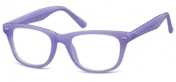 SFE-10570 glasses in Milky Purple