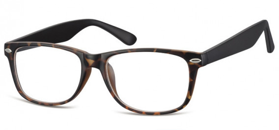 SFE-10569 glasses in Matt Turtle/Black