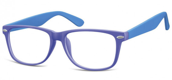 SFE-10569 glasses in Matt Purple/Blue