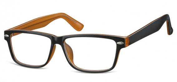 SFE-10568 glasses in Black/Honey