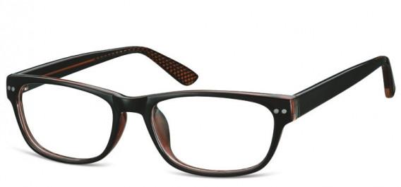 SFE-10567 glasses in Dark Brown