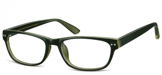 SFE-10567 glasses in Black/Green