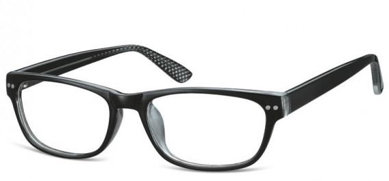 SFE-10567 glasses in Black/Clear