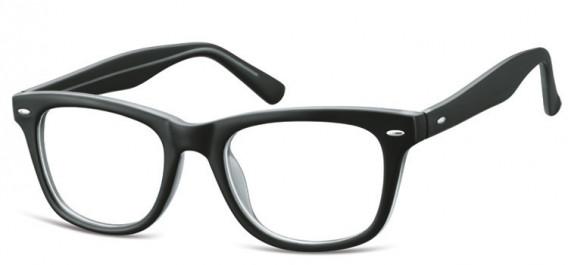 SFE-10566 glasses in Black/Clear