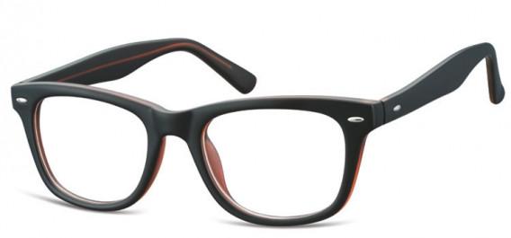 SFE-10566 glasses in Black/Brown