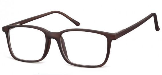 SFE-10564 glasses in Matt Dark Brown