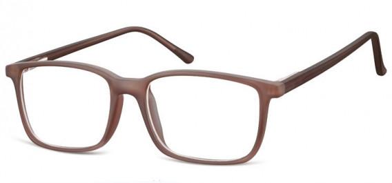 SFE-10564 glasses in Matt Light Brown