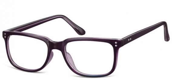 SFE-10563 glasses in Purple/Clear