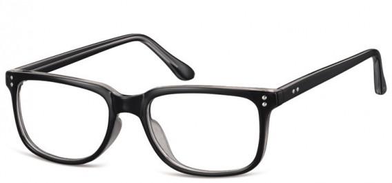 SFE-10563 glasses in Black/Clear