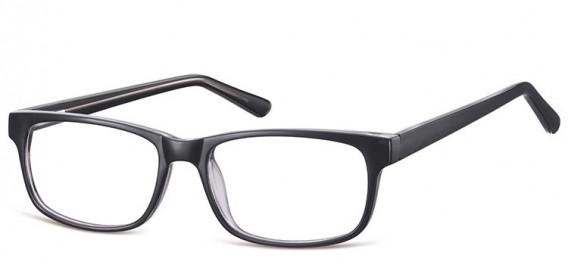 SFE-10558 glasses in Black/Transparent