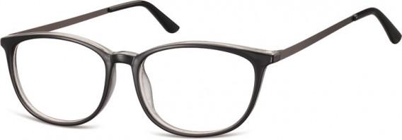SFE-10549 glasses in Black/Clear
