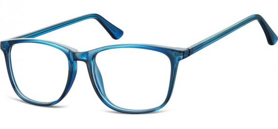 SFE-10547 glasses in Clear Dark Blue