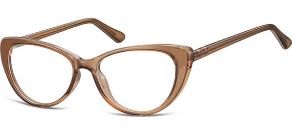 SFE-10545 glasses in Light Clear Brown