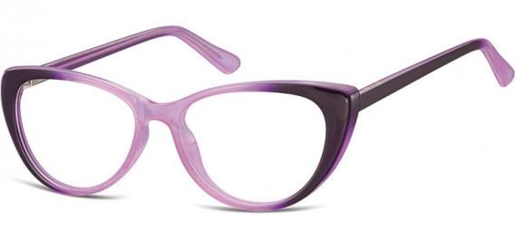SFE-10545 glasses in Gradient Purple