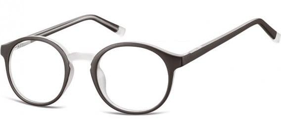 SFE-10544 glasses in Black/Transparent