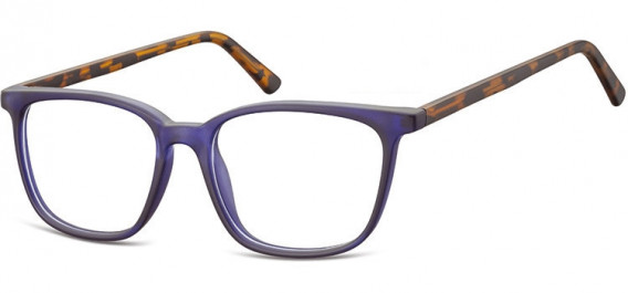 SFE-10540 glasses in Blue/Turtle Mix