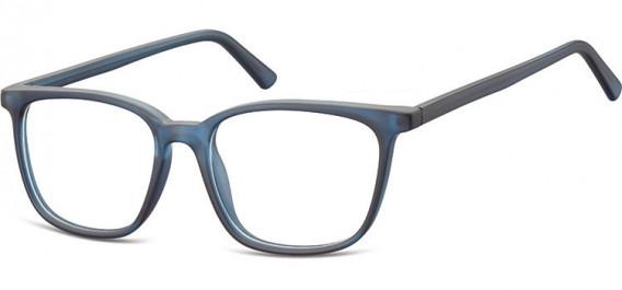 SFE-10540 glasses in Clear Dark Blue