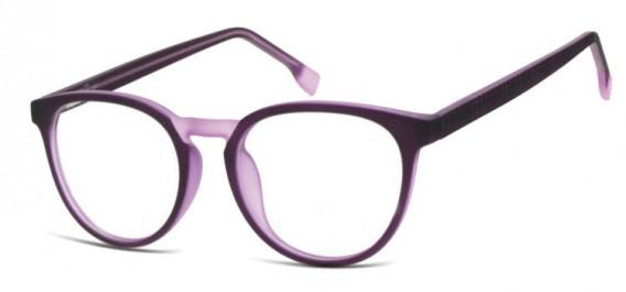 SFE-10533 glasses in Purple/Transparent Light Purple