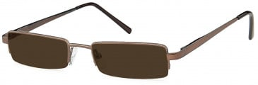 SFE Metal Ready-Made Reading Sunglasses