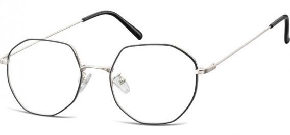 SFE-10530 glasses in Silver/Black