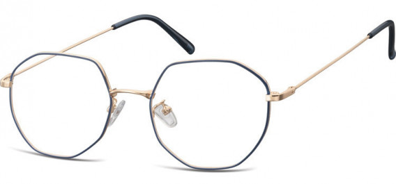 SFE-10530 glasses in Pink Gold/Blue