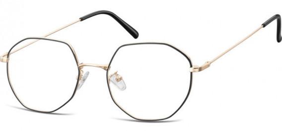 SFE-10530 glasses in Pink Gold/Black