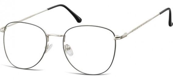 SFE-10529 glasses in Silver/Black