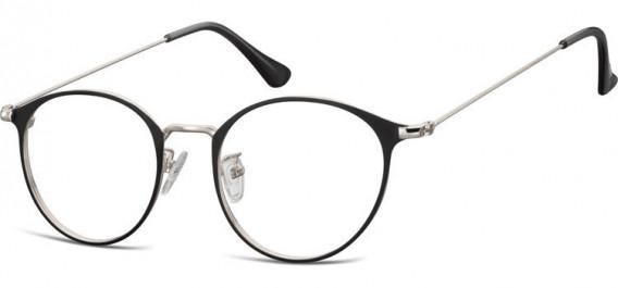 SFE-10528 glasses in Silver/Black