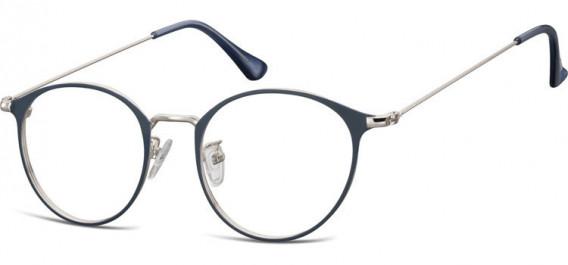 SFE-10528 glasses in Silver/Blue