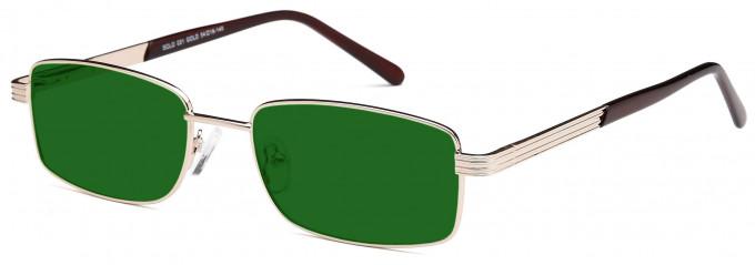 SFE Large Metal Ready-Made Reading Sunglasses