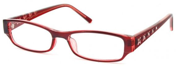 SFE-10580 glasses in Burgundy