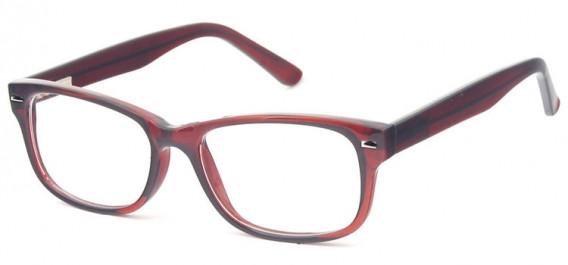 SFE-10577 glasses in Burgundy
