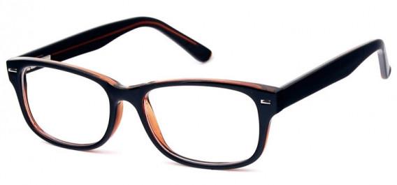 SFE-10577 glasses in Black/Brown