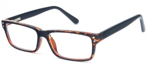 SFE-10575 glasses in Demi/Black