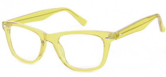 SFE-10573 glasses in Clear Yellow
