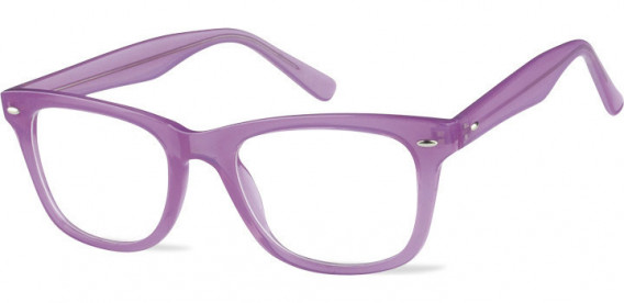 SFE-10573 glasses in Clear Pink