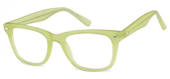 SFE-10573 glasses in Clear Olive