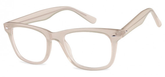 SFE-10573 glasses in Clear Light Pink
