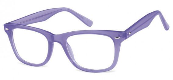 SFE-10573 glasses in Clear Purple