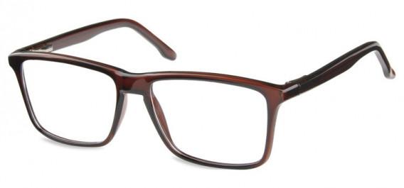 SFE-10572 glasses in Shiny Dark Brown