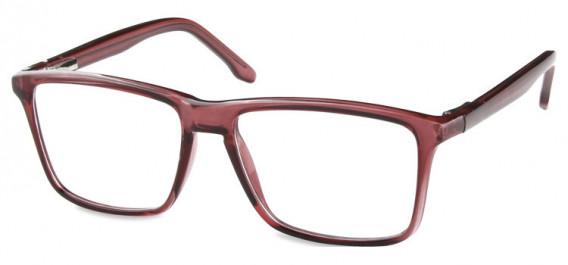 SFE-10572 glasses in Shiny Burgundy
