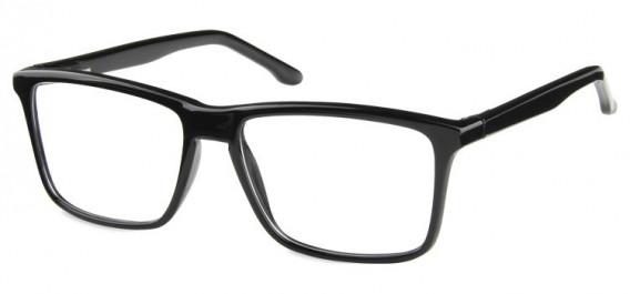 SFE-10572 glasses in Shiny Black