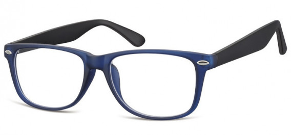 SFE-10569 glasses in Matt Blue/Black
