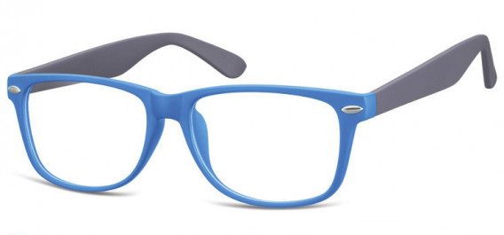 SFE-10569 glasses in Matt Blue/Grey