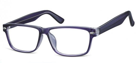 SFE-10568 glasses in Purple/Clear