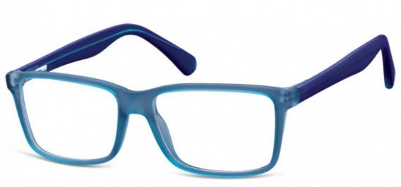 SFE-10565 glasses in Matt Dark Blue