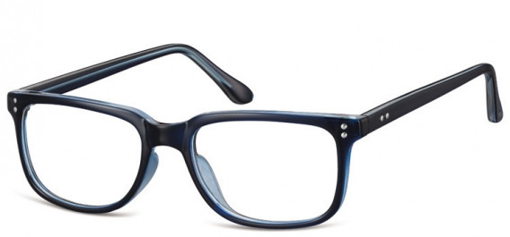 SFE-10563 glasses in Dark Blue/Clear