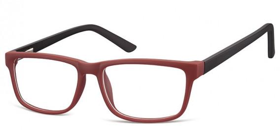 SFE-10561 glasses in Burgundy/Black