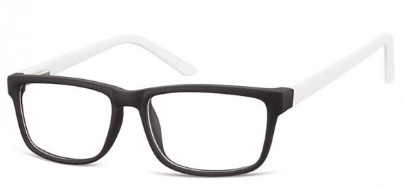 SFE-10561 glasses in Black/White